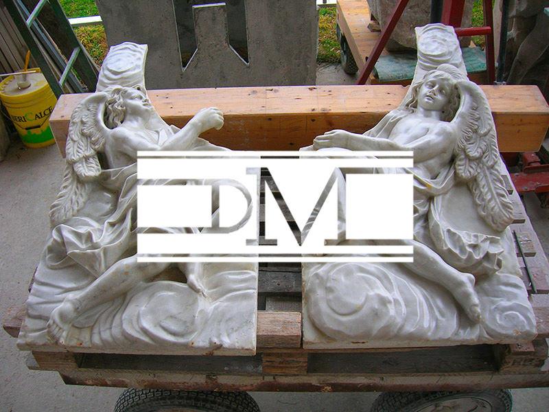 Restauro scultura